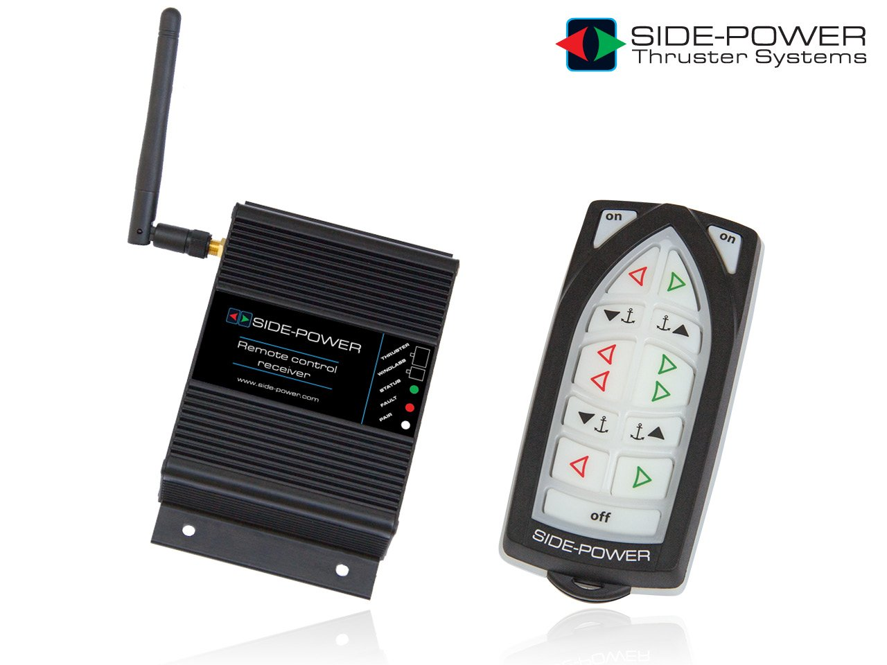 Side-Power Remote Control Kit